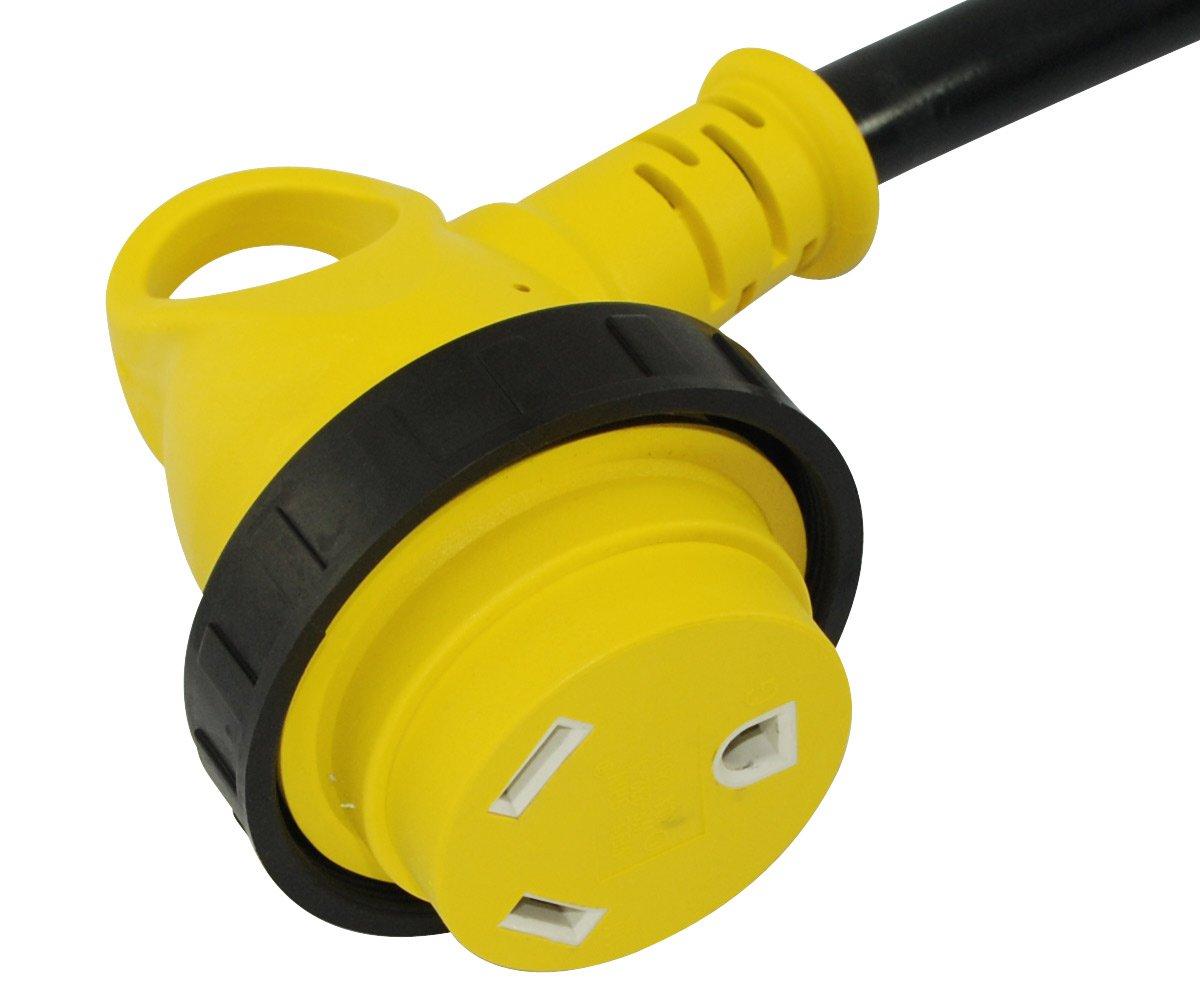 Conntek Cruiser RV 30A Detachable Power Supply Cord, 25-Feet by Conntek (Image #3)