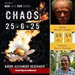 Chaos 25-6-25: Man on the Run, Book 4 | Baron Alexander Deschauer