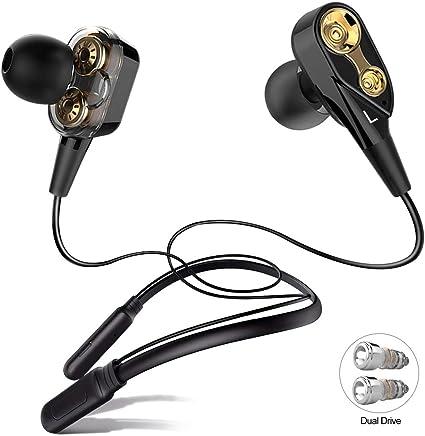 ALWUP Cuffie Bluetooth, Auricolari Senza Fili Wireless con