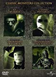 Classic Monster Collection (4 Dvd) [Italia]