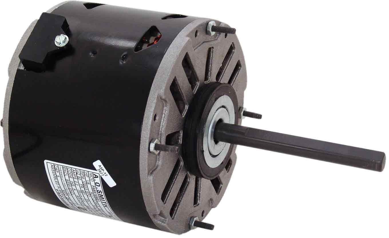 Century FSP4016S 5.6-Inch Frame Diameter 1/5 HP 1050 RPM 115-Volt 3.2-Amp Sleeve Bearing Internal Cap by Century  B0091BCGLU