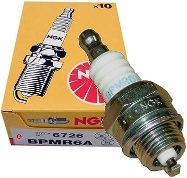 10/buj/ías NGK BPMR6A 6726 buj/ías W9ECO RCI8 SP113