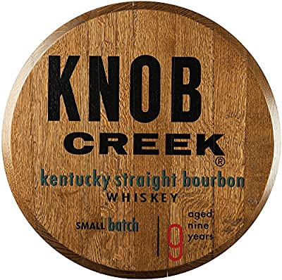 Bourbon Barrel Head -- Knob Creek from A Taste of Kentucky