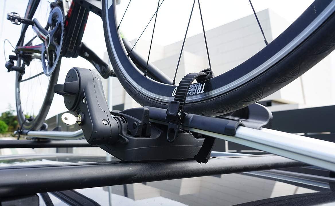Go Biker Portabicicletas de techo Swift: Amazon.es: Coche y moto