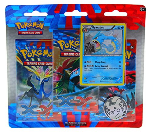 Pokemon Tcg XY Blister Pack, Winter 2014 Gyarados by Pokémon