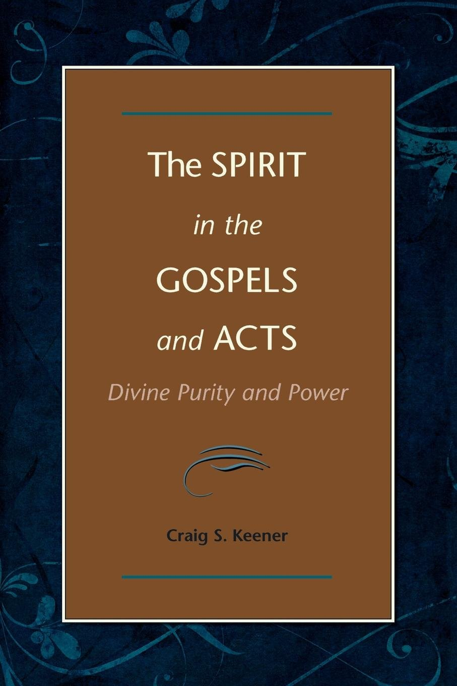 Download The Spirit in the Gospels and Acts: Divine Purity and Power pdf epub