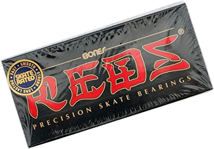 d7e965031b309 Image Unavailable. Image not available for. Color  Bones Reds Skateboard ...
