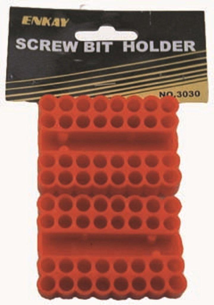 Enkay 3030Screw Bit Holder, Poly Bag