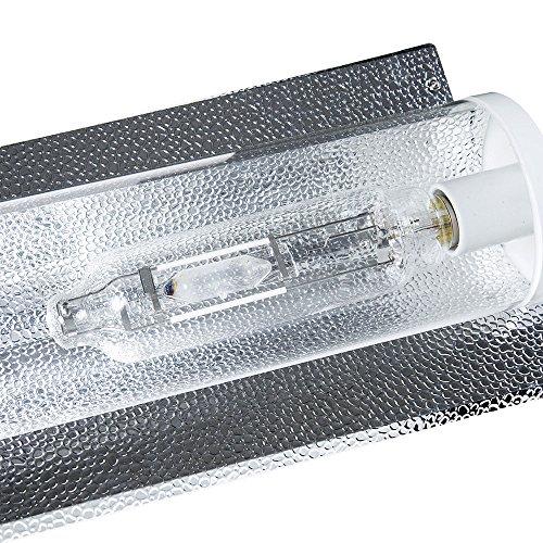 1000 Watt Single Metal Halide Light: IPower 1000 Watt Metal Halide MH Grow Light Lamp Bulb With