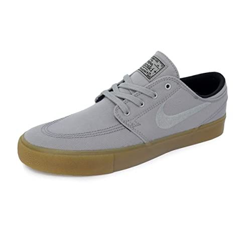 Nike Men's SB Zoom Stefan Janoski Skate Shoe Atmosphere Grey 8.5