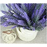 Nerseki-Artificial-Lavender-Flowers-4-pcs-Beautiful-Purple-Flower-Arrangement-Fake-Plant-for-Home-Party-and-Wedding-Decor