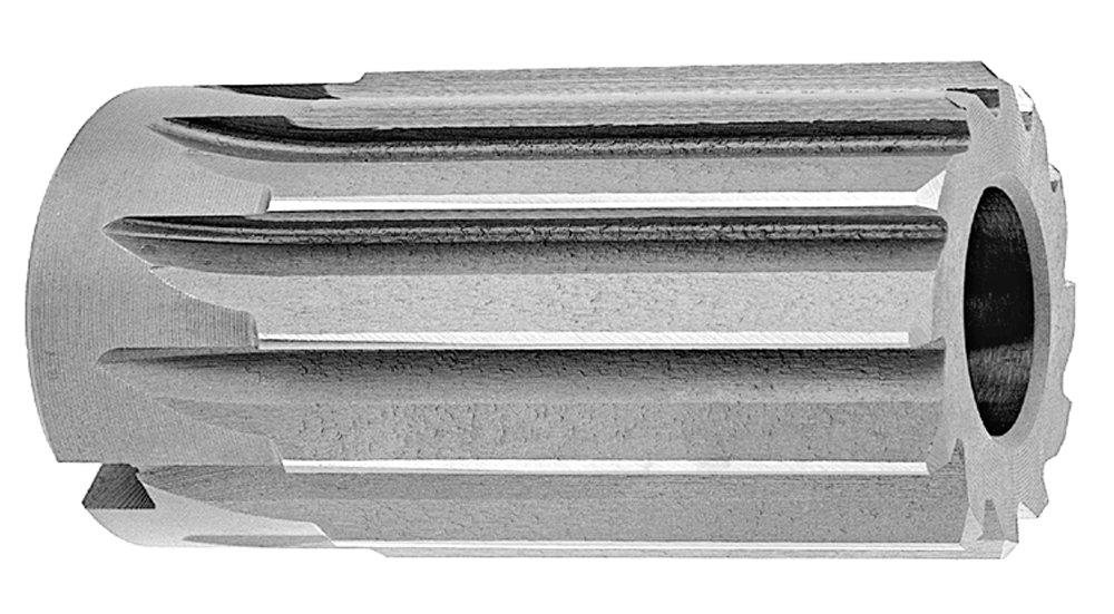 Straight Flute HSS 1-11//16 Shell Reamer