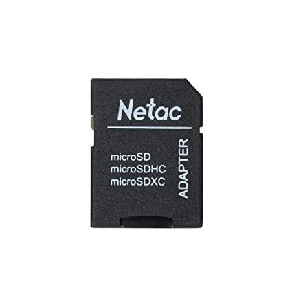 Amazon.com: Grborn Netac P100 TF to SD Memory Card Adapter ...
