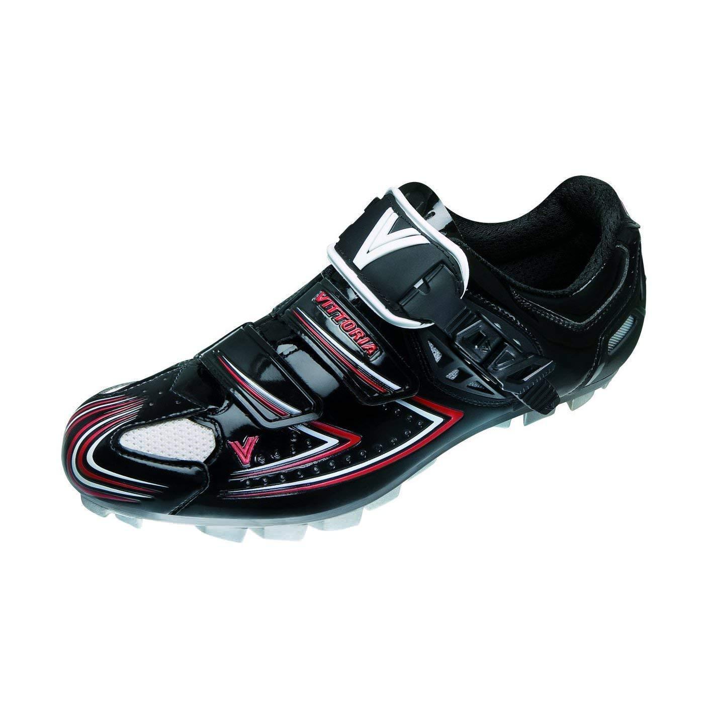 Vittoria Stelt MTB Shoes-Black