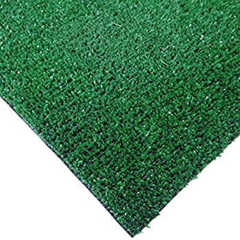 Amazon Com Synturfmats Green Artificial Grass Carpet Rug