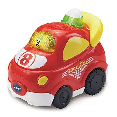 VTech Replacement Car Go Go Smart Wheels Ultimate RC Speedway – Includes 1 Red Car: Toys & Games [5Bkhe0303263]
