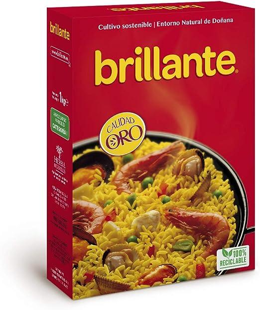 Brillante Calidad Oro – 1 kg: Amazon.es: Alimentación y bebidas