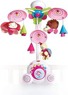 Tiny Love 33313029 Soothe n' Groove Mobile Princess Giostrina, Rosa