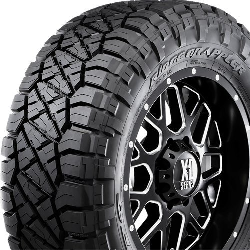 Nitto Ridge Grappler Sizes >> Amazon Com Nitto Ridge Grappler All Terrain Radial Tire 37x12