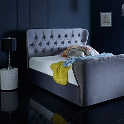 The Luxury Bed Co. Extravaganza cama con cabecero y end-board ...