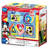 Mickey Mouse My 1st 12-Piece Floor Puzzle-Shapes