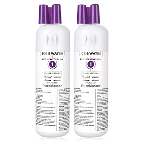 Amazon com: EDR1RXD1 Refrigerator Water Filter 1 Replacement