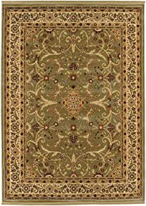 Shaw Living Courtland 2-Foot 2-Inch by 3-Foot 5-inch Rug in Sage