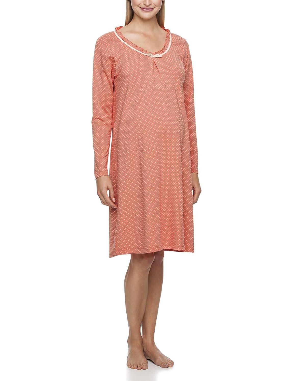 Anita Women's Nachthemd Hazel Long Sleeve Maternity Nightie
