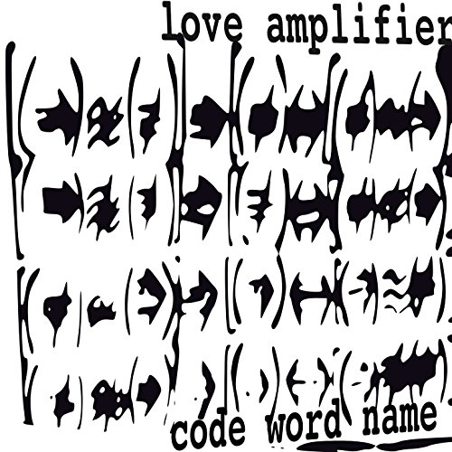 Code Word Name By Love Amplifier On Amazon Music Amazoncom