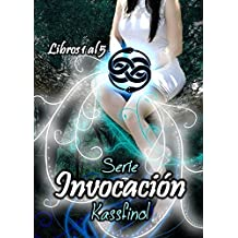 Serie Invocación completa (5 Libros) (Spanish Edition)