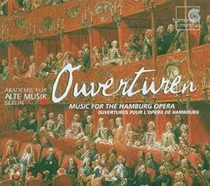 Ouverturen: Music from the Hamburg Opera