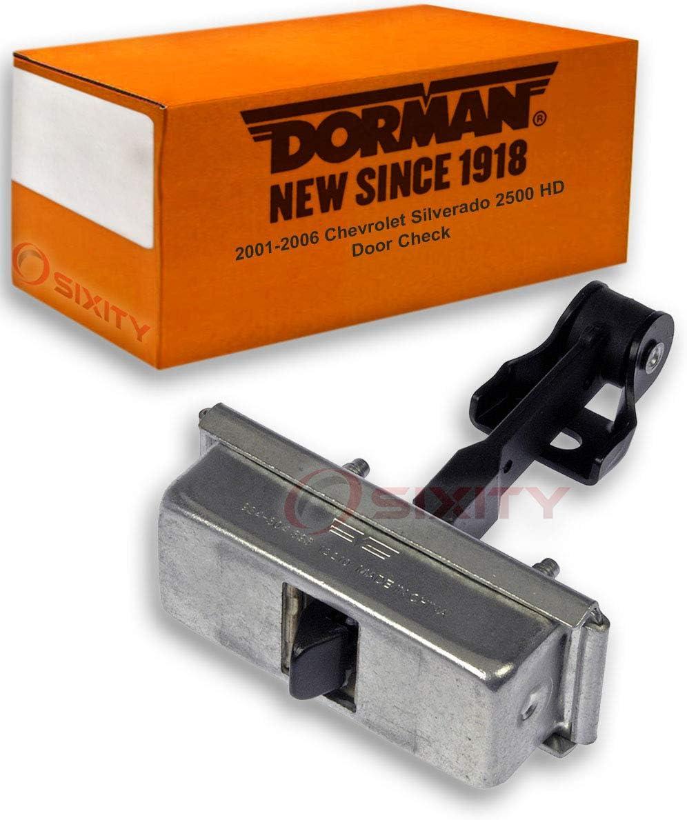 For 2001-2006 GMC Sierra 2500 HD Door Hinge Front Right Dorman 26414HT 2005 2002