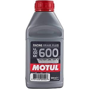 MOTUL RBF 600 Racing - Líquido de Frenos, ...