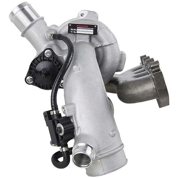 Amazon.com: Loovey GT1446SLM turbolader 781504-0004 781504 complete turbo 860156 55565353 for Opel Meriva B 1.4 ECOTEC 103 Kw - 140 HP A14NET: Automotive