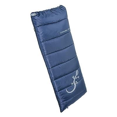 Freetime-Sac de couchage couverture randonnée,Condor 200, sac de couchage 1 personne