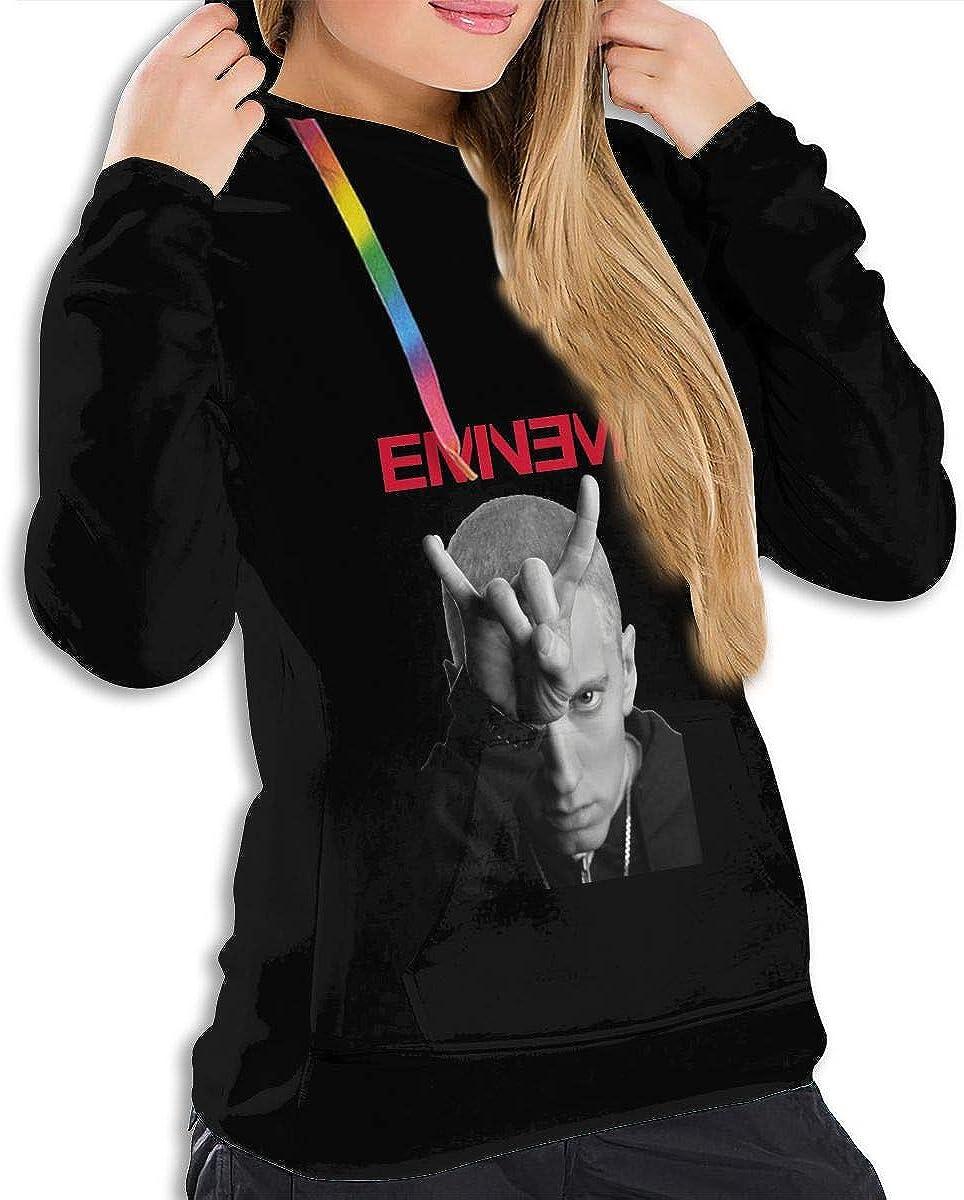 FrankCJohnson Eminem Women Fashion Athletic Hoodies Sport Sweatshirt Pullover