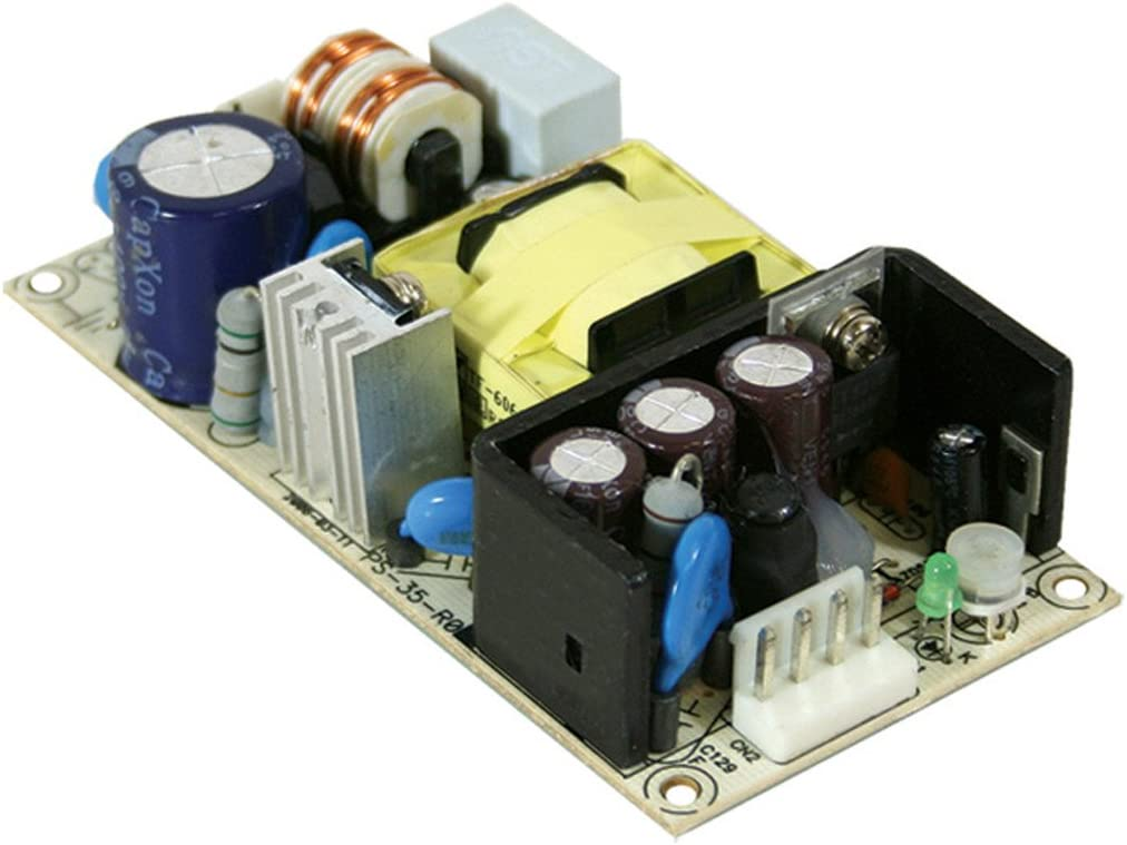 MW Mean Well PS-35-15 15V 2.4A 36W Single Output Switching Power Supply