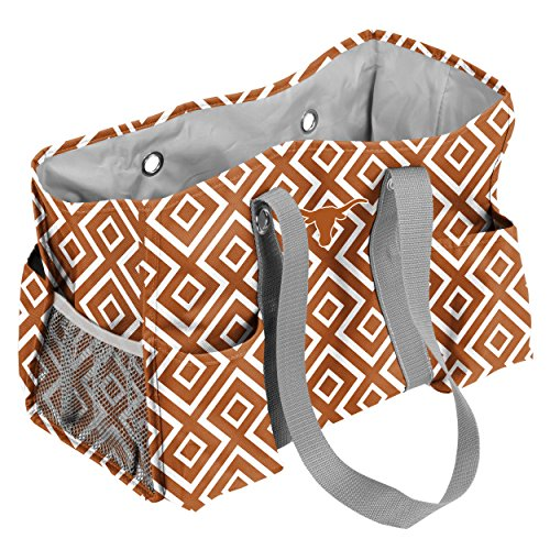 NCAA Texas Longhorns Adult Junior Caddy, (Texas Longhorns Large Tote)