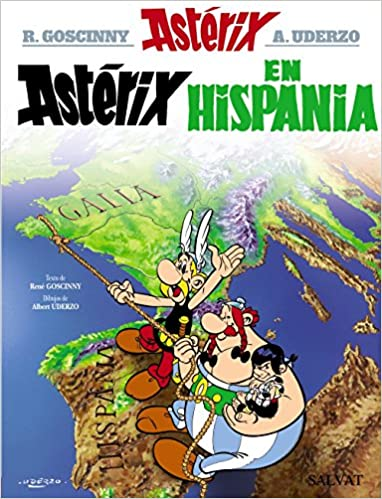 Astérix en Hispania