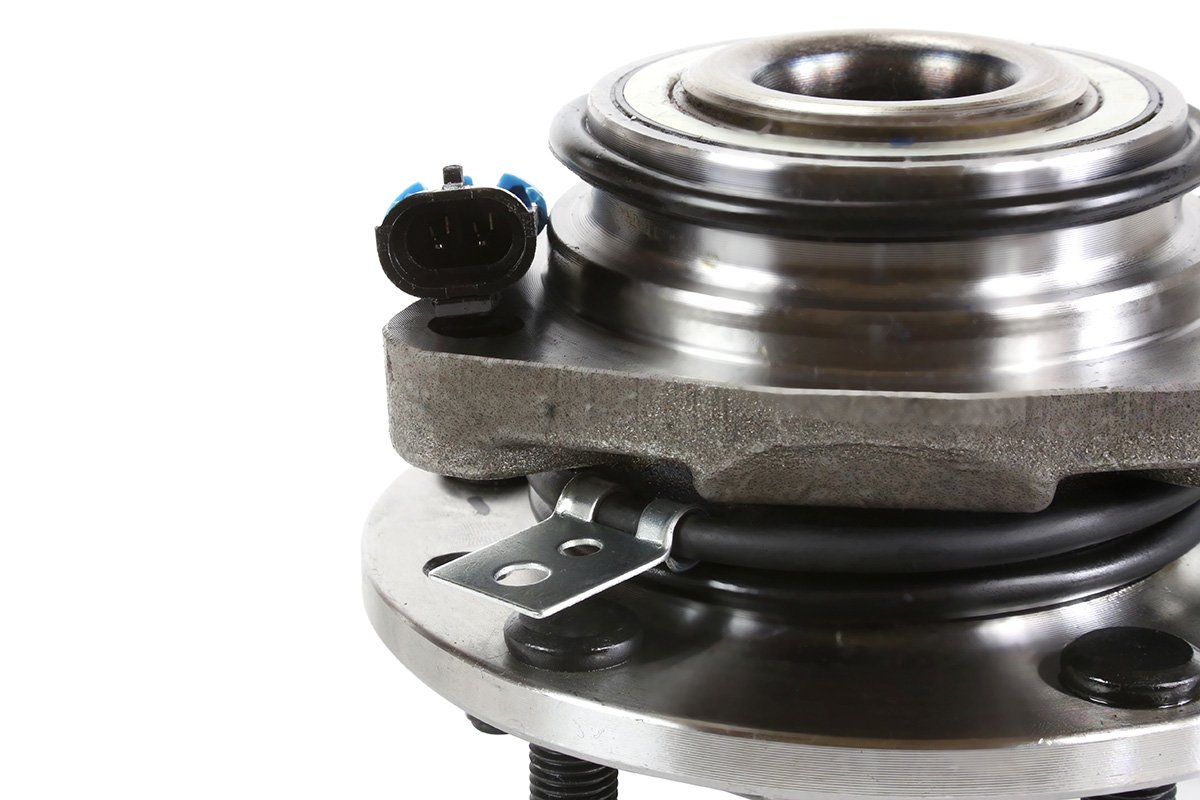 Prime Choice Auto Parts HB613126PR Front Hub Bearing Assembly Pair