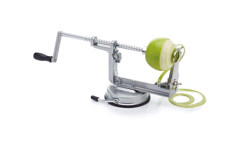 3 in 1 Apple Peeler Corer Potato Coring Machine Fruit Cutter Slicer Kitchen Tool JD