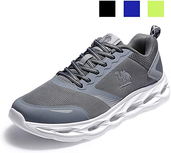 CAMEL CROWN Womens Fashion Breathable Sneakers Casual Lightweight Running Shoes for Athletic Walking Tennis