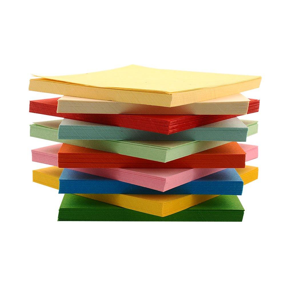 Origami Paper 100 Hojas Paquete econ/ómico Origami Square Handmade Paper