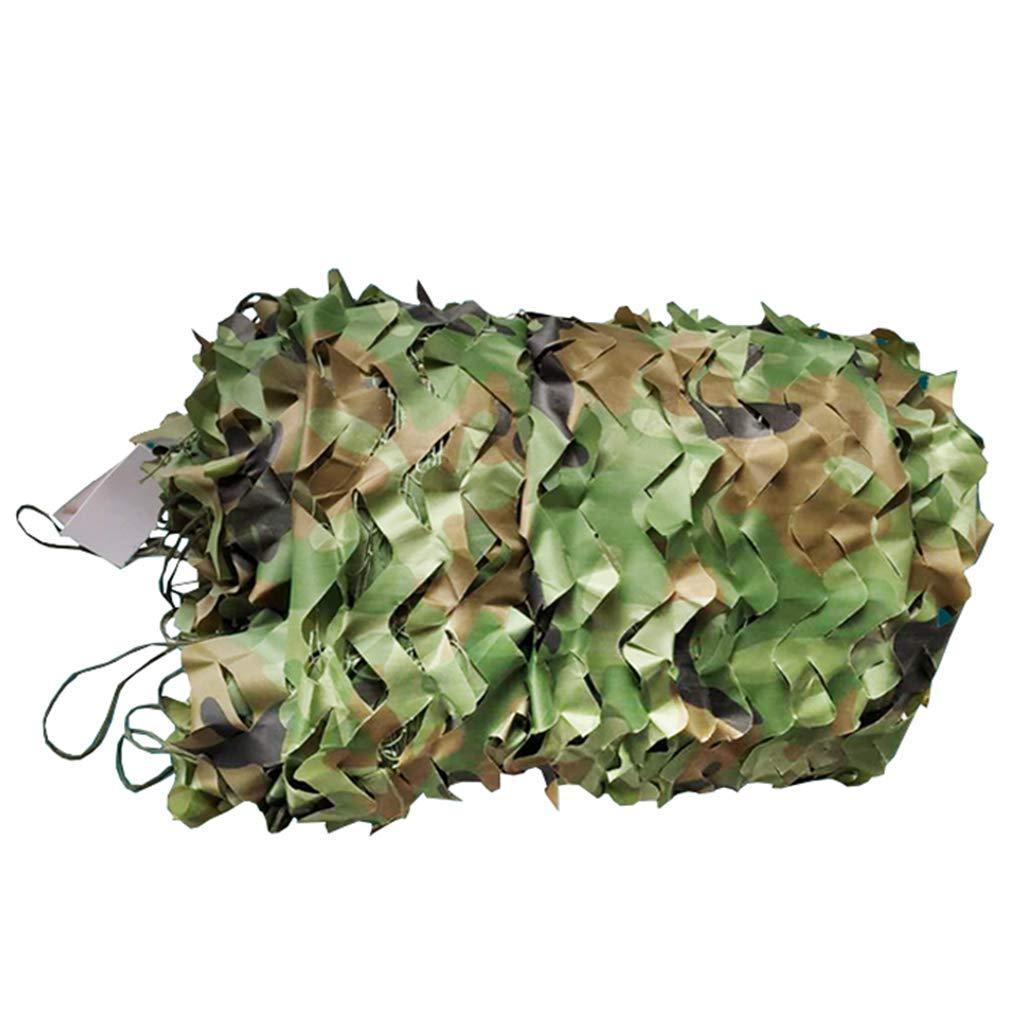 33m Filet jardinFilet de Camouflage en Plein air avec Sac à Cordons,5  5m