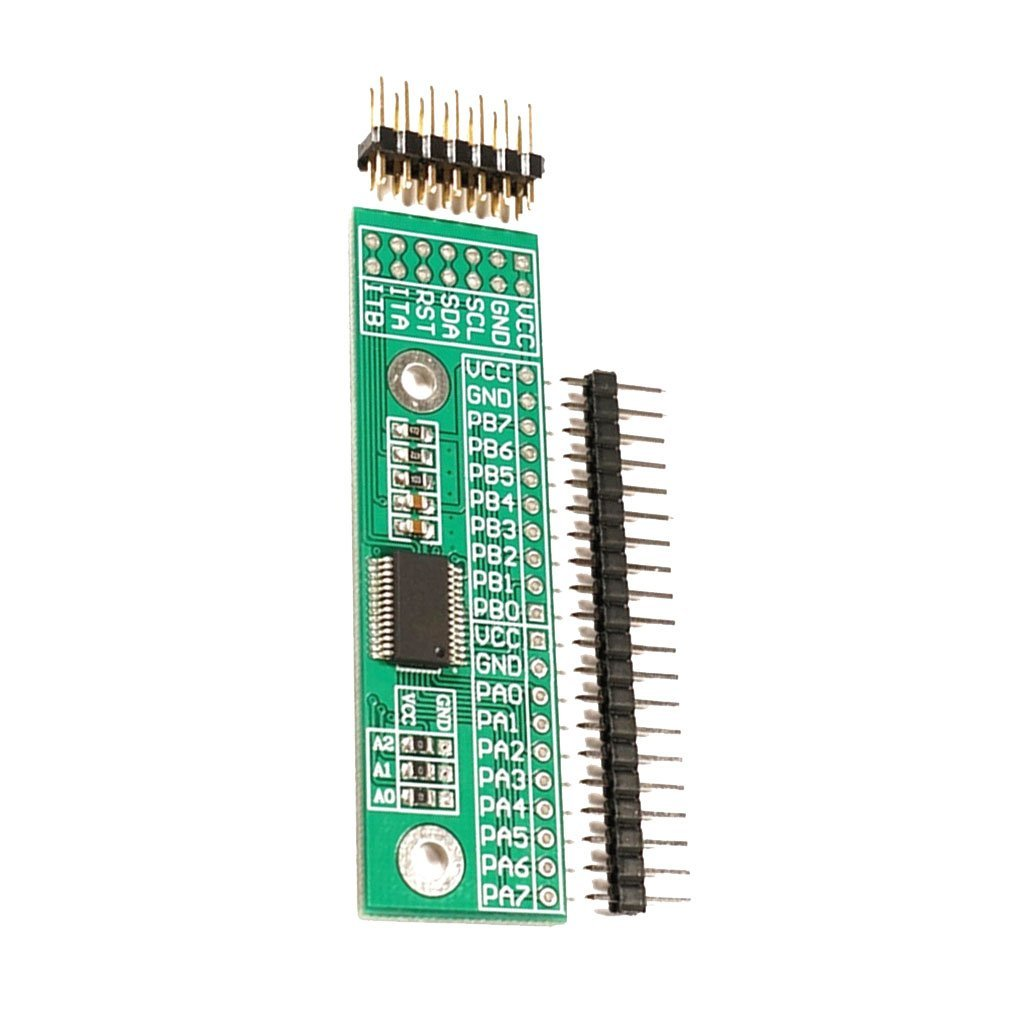 Homyl MCP23017 16 Bit IO Port Expander Module I2C Interface Arduino Compatible