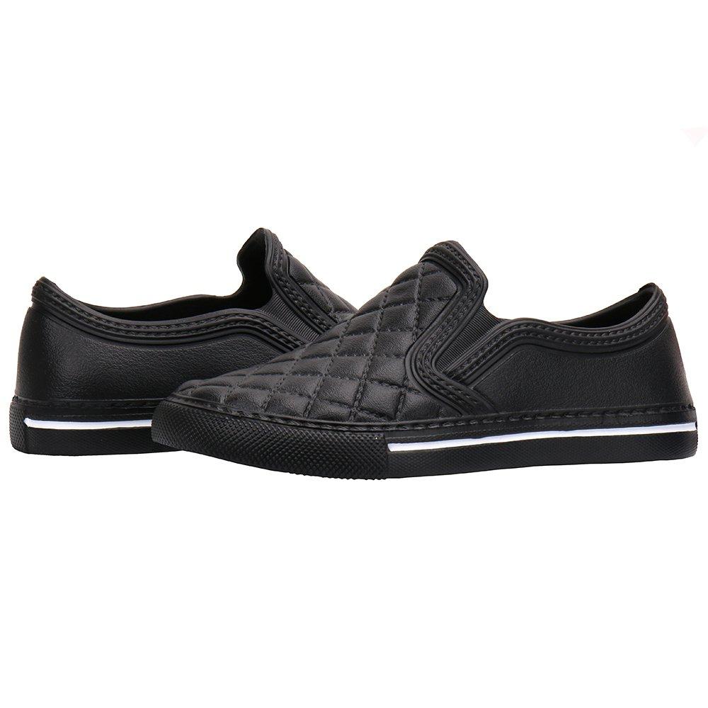 Aleader Performance - Mocasines de goma eva para mujer, color negro, talla 42 EU: Amazon.es: Zapatos y complementos