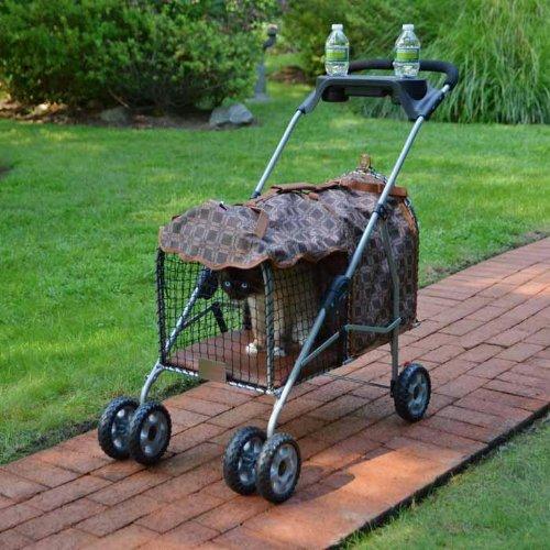 Kittywalk Royal Classic Pet Stroller ()