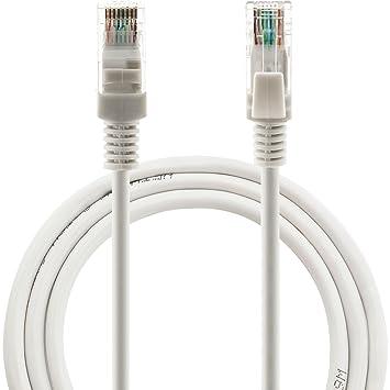 Zanasta Netzwerkkabel Ethernet Netzwerk-/ Patchkabel: Amazon.de ...