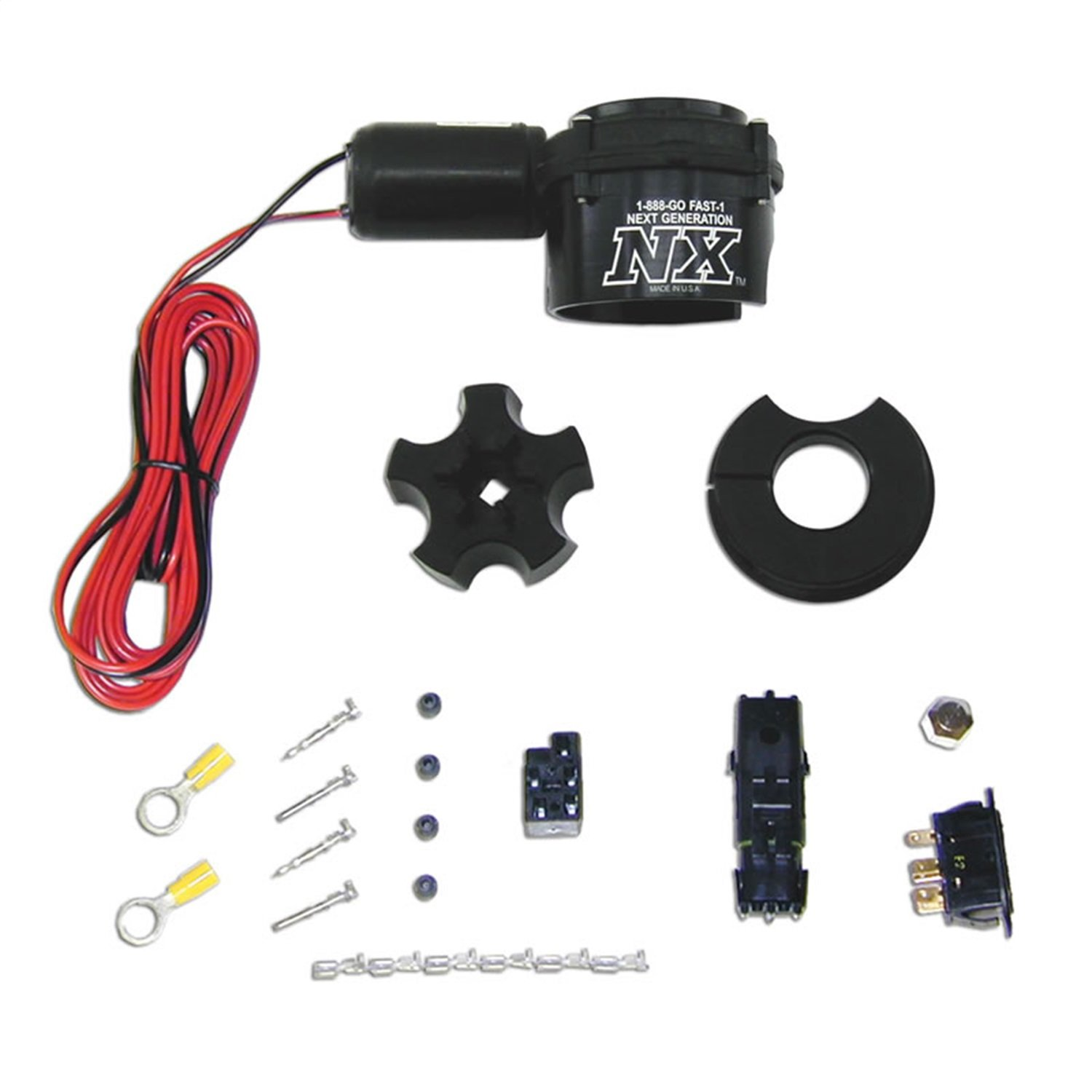 Nitrous Express 11107 NX Automatic Remote Bottle Valve Opener