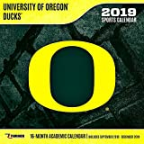 University of Oregon Ducks 2019 Calendar